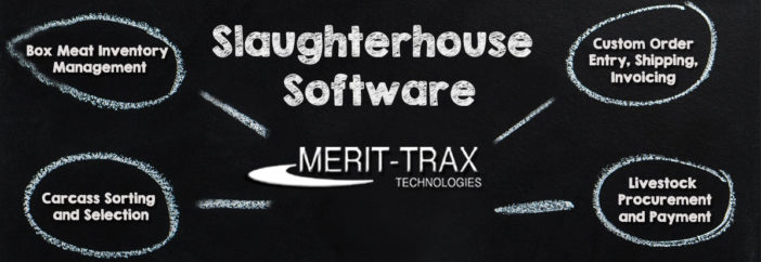 Slaughterhouse software